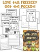 Autumn Leaves Investigation FREEBIE for Fast Finishers (w/