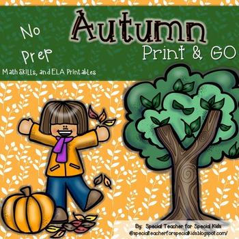 Autumn  No Prep