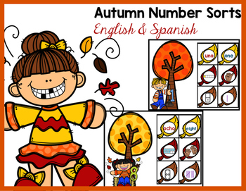 Autumn Number Sorts