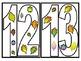 Autumn Number and Symbol Set