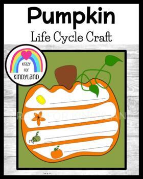 Autumn: Pumpkin Life Cycle Craft