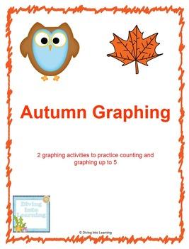Autumn Theme Graphing