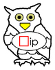 Autumn Word Families AN AT IP UG and OWL Coloring Page ELA