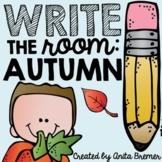 Write the Room: Autumn