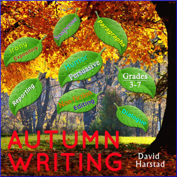 Autumn/Fall Writing: 33 Printable Prompts (Grades 3-7)