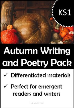 Autumn Writing and Poetry Pack
