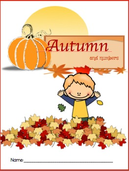Autumn and Numbers 0 to 5