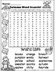 Autumn and Winter NO PREP Kindergarten Literacy Pack!
