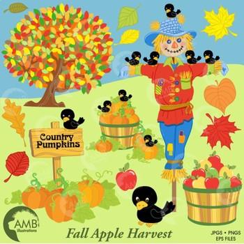 Clipart Autumn clip art, Harvest, Scarecrow clipart, Fall