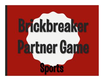Avancemos 1 Unit 6 Lesson 1 Brickbreaker Game