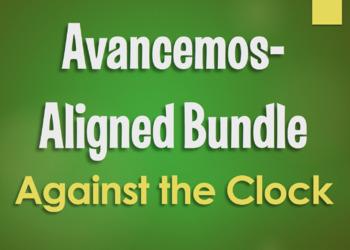 Avancemos 2 Bundle: Against the Clock Games