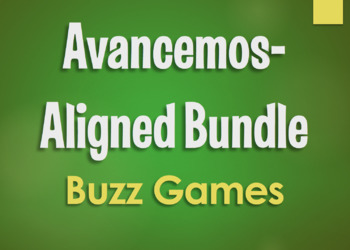 Avancemos 2 Bundle: Buzz Games