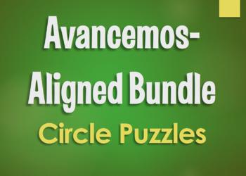Avancemos 2 Bundle: Circle Puzzles