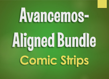 Avancemos 2 Bundle: Comic Strips