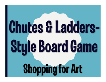Avancemos 2 Unit 3 Lesson 2 Chutes and Ladders-Style Game