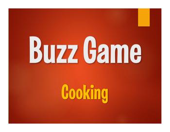Avancemos 2 Unit 5 Lesson 1 Buzz Game