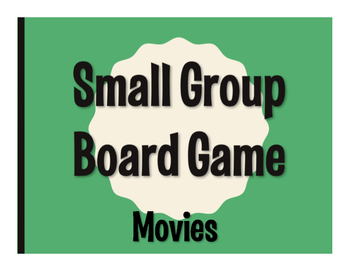 Avancemos 2 Unit 6 Lesson 1 Board Game