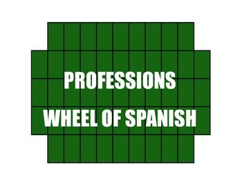 Avancemos 3 Unit 4 Lesson 2 Wheel of Spanish