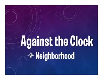 Avancemos 3 Unit 6 Lesson 1 Against the Clock