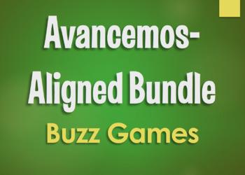 Avancemos 4 Bundle: Buzz Games