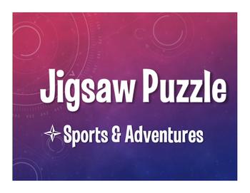 Avancemos 4 Unit 2 Lesson 1 Jigsaw Puzzle