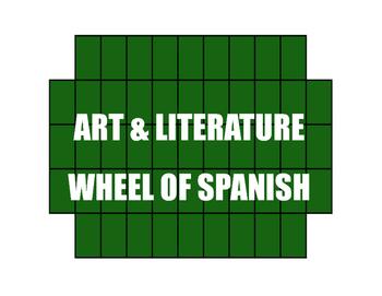 Avancemos 4 Unit 5 Lesson 2 Wheel of Spanish