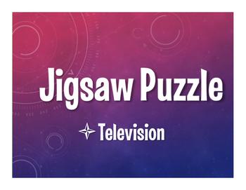 Avancemos 4 Unit 6 Lesson 1 Jigsaw Puzzle