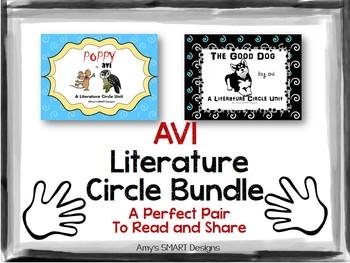 Avi Literature Circle Bundle