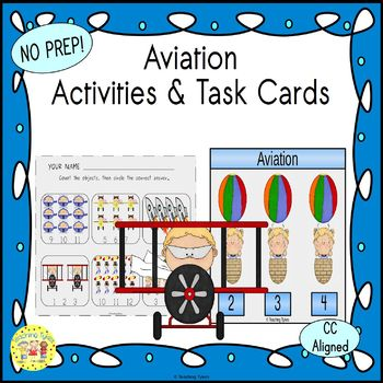 Aviation Worksheets Activities Games Printables and More