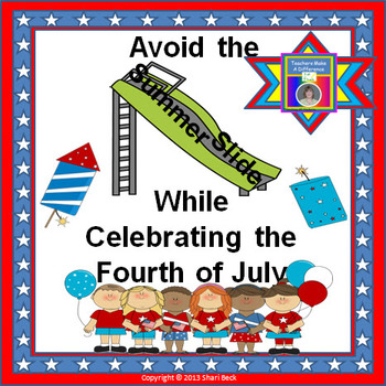 Summer Practice Celebrating the Fourth of July:  Avoid Sum