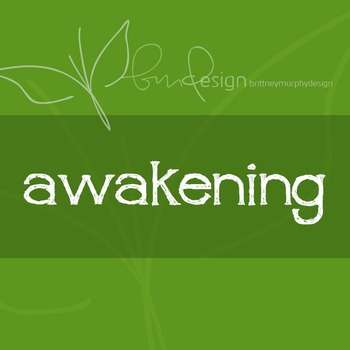 Awakening Font for Commercial Use