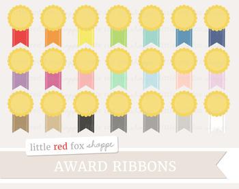 Award Ribbon Clipart