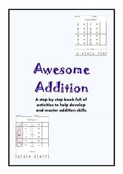Awesome Addition - Maths (Autism, SEN, Special Needs, Earl