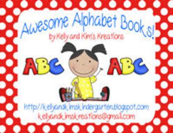 Awesome Alphabet Books