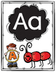 Awesome Alphabet Posters