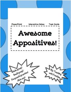 Awesome Appositives Bundle!
