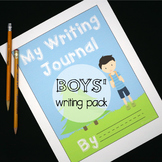Awesome Boys' Writing Pack