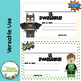Awesome Building Blocks Superheroes Award Certifictes