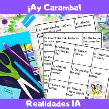 Ay Caramba (Realidades 1A)