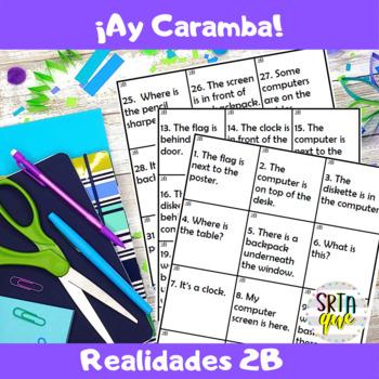 Ay Caramba (Realidades 2B)