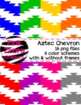 Aztec Chevron Backgrounds