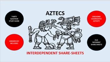 Aztecs: Interdependent Share-Sheets Activity