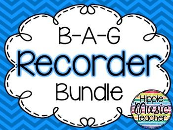 B-A-G Recorder Bundle