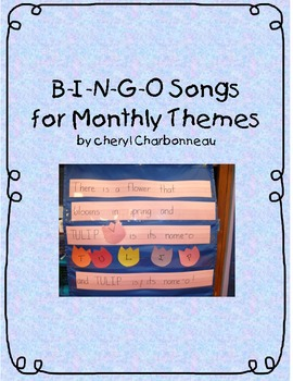 B-I-N-G-O Songs for the Year