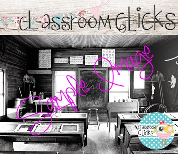 B&W Old Schoolhouse Image_170:Hi Res Images for Bloggers &