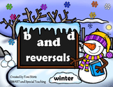 Winter B and D Reversals  Intervention Literacy Centers an