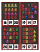 B is for Backpack Counting Clip Cards Math Center ~ They S