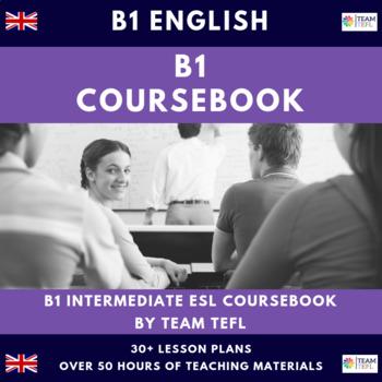 B1 Intermediate English Complete Course Book Lesson Plans
