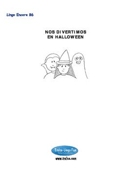B6-NOS DIVERTIMOS EN HALLOWEEN