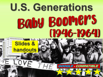 BABY BOOMER GENERATION - Part 4 of the fun and engaging U.